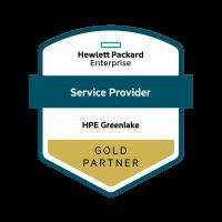 HP Enterprise Service Provider Gold Partner